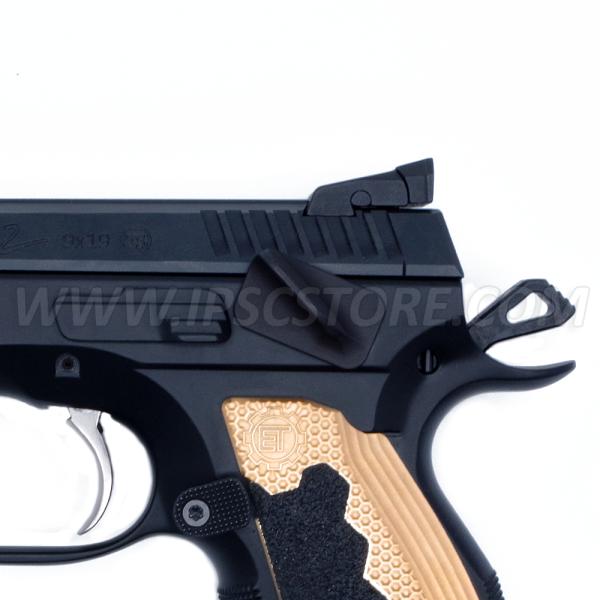 Eemann Tech Right Hand Safety Medium Size for CZ 75 TS, CZ SHADOW 2