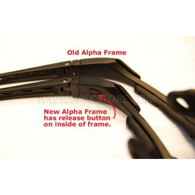 Alpha Model - Extra Frame