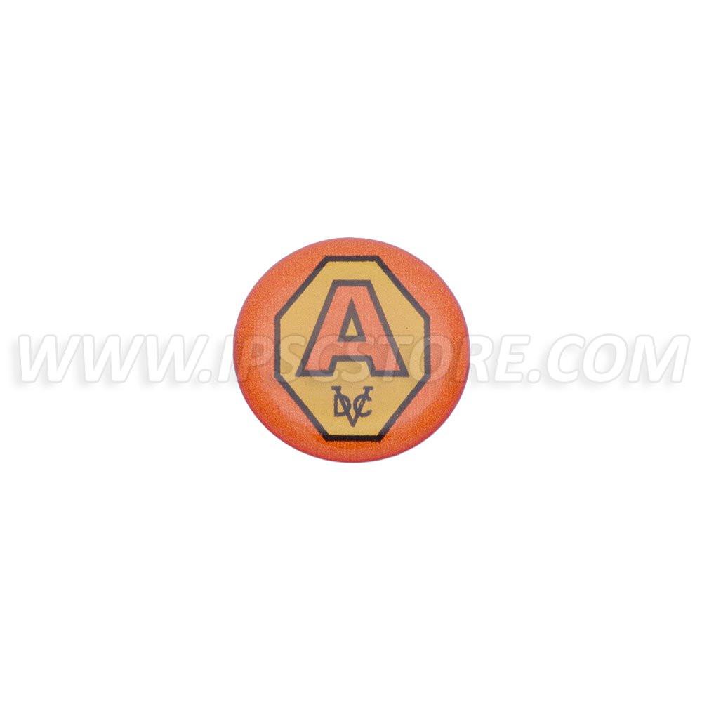 ALPHA Bubble Sticker, small