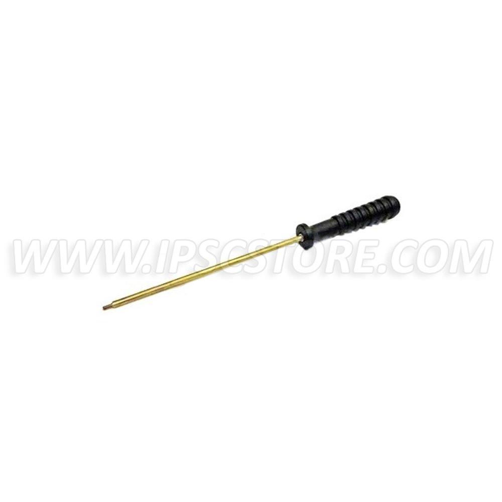 MEGAline One-piece Brass Rod Ø 5 mm for Pistol