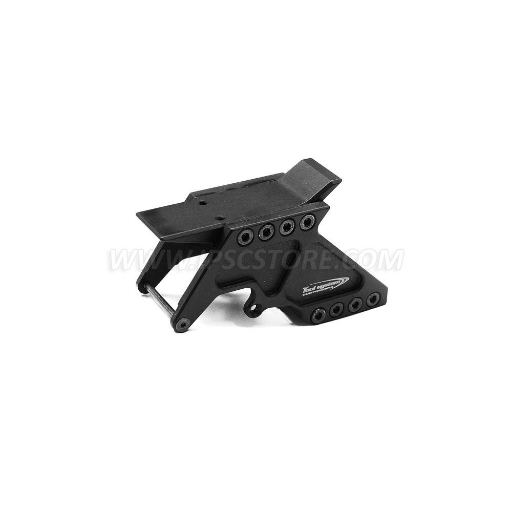 TONI SYSTEM AMDGL Montage CMORE pour Pistolet Glock