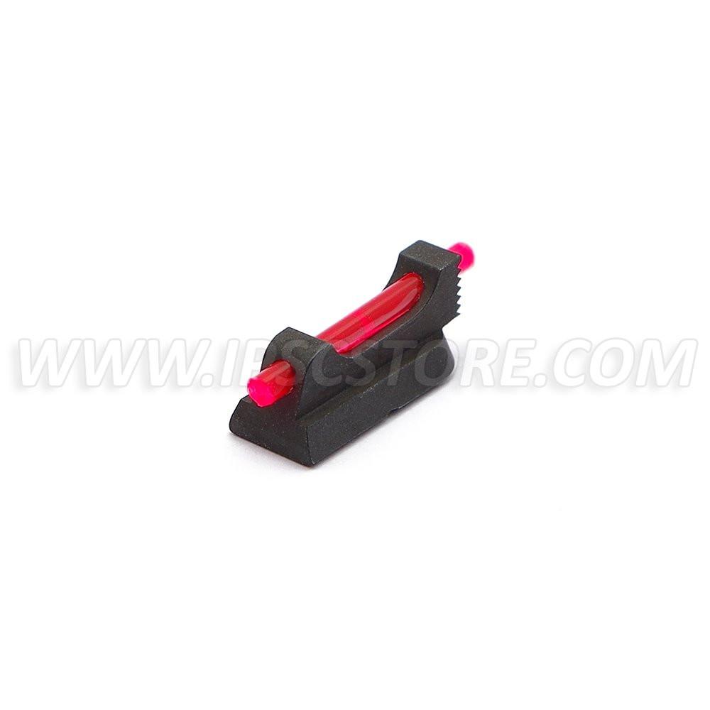 Мушка оптоволоконная рифленая 1.5мм Eemann Tech для CZ 75, CZ SHADOW 2
