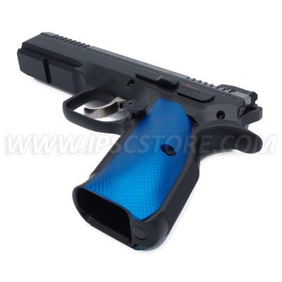 TONI SYSTEM GCZ3D X3D Grips Long for CZ 75 SP-01, CZ SHADOW 2