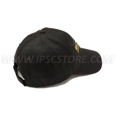 TONI SYSTEM Cap BLACK