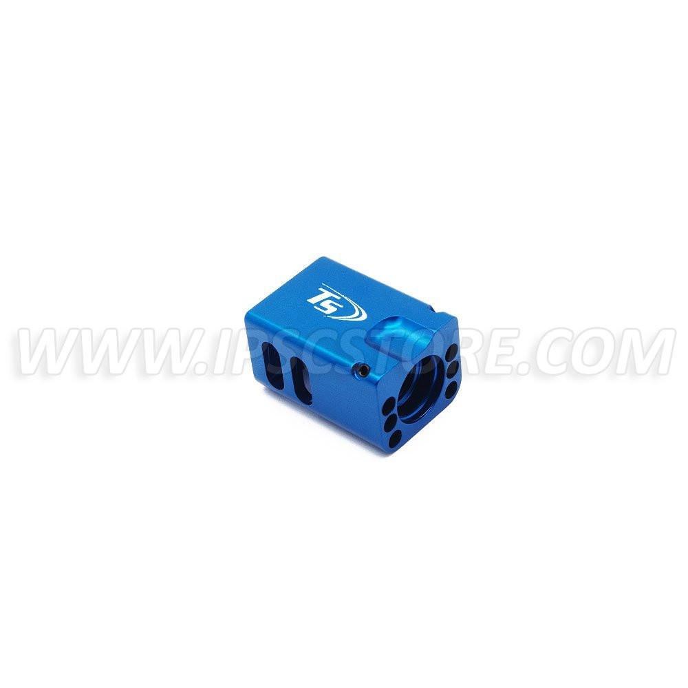 TONI SYSTEM GLV6MI Compensator Short for GLOCK