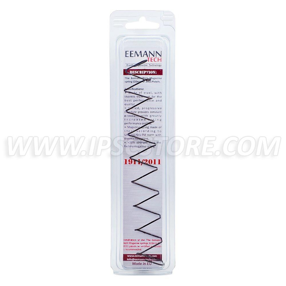 Eemann Tech 120 mm High Capacity Magazine Spring for 2011