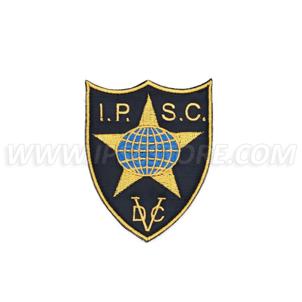 IPSC DVC Велкро Нашивка, с Контактной Лентой