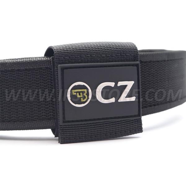 IPSC Хлястик для спортивного ремня с логотипом CZ