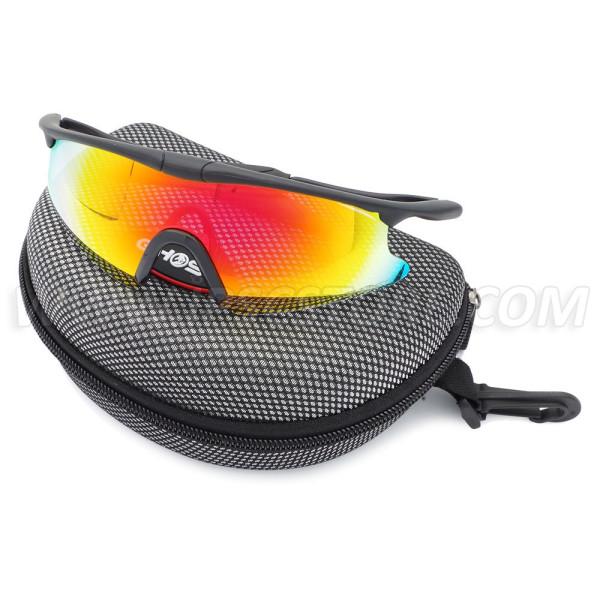 GHOST Shooting Glasses Kit