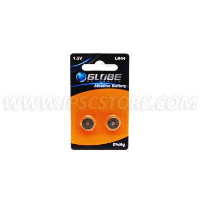 Battery LR44 GLOBE Alkaline