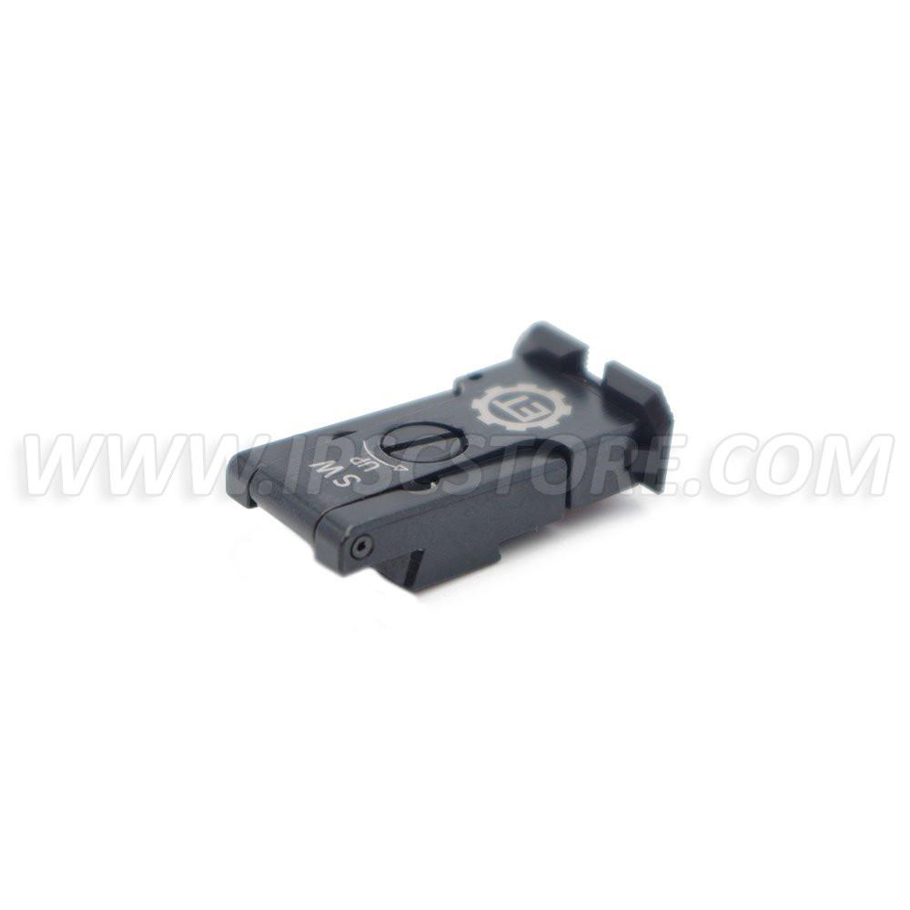 Eemann Tech Adjustable Rear Sight for CZ SP-01 SHADOW, CZ SHADOW 2