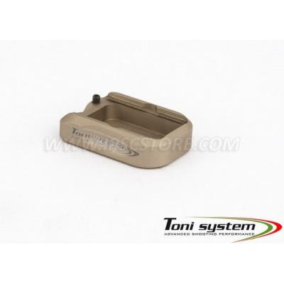 TONI SYSTEM PAD1GL19X Pad +1 shot for Glock 19x