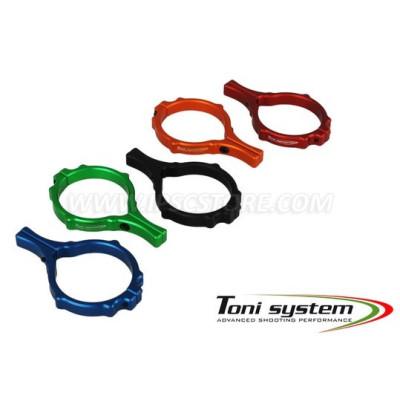 TONI SYSTEM LEOMAT46 Scope throw lever, ring diameter 46mm