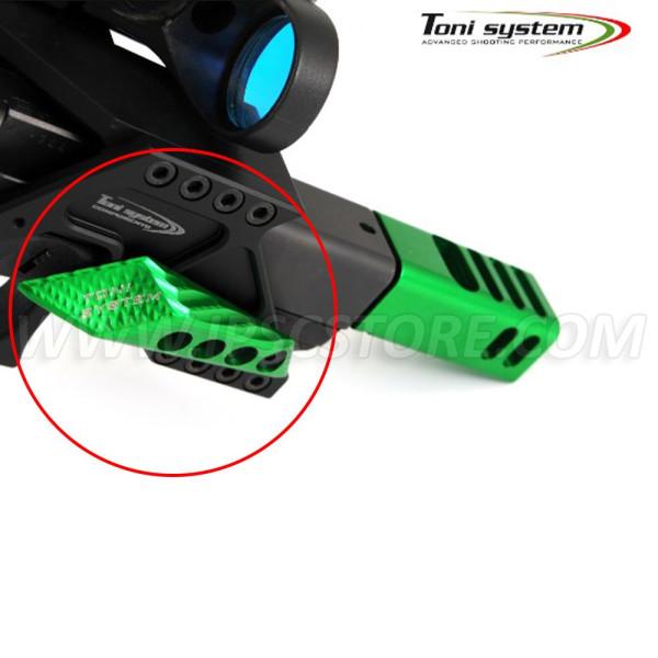 TONI SYSTEM AD3DDX Finger rest 3D, Right side, Left shooter