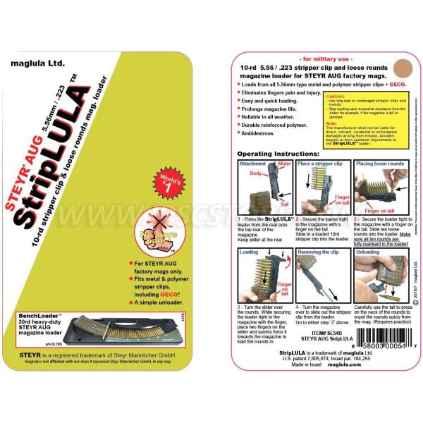 STRIPLULA - STEYR AUG 556 LOADER