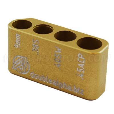 DAA Golden kaliberező, több kaliberhez