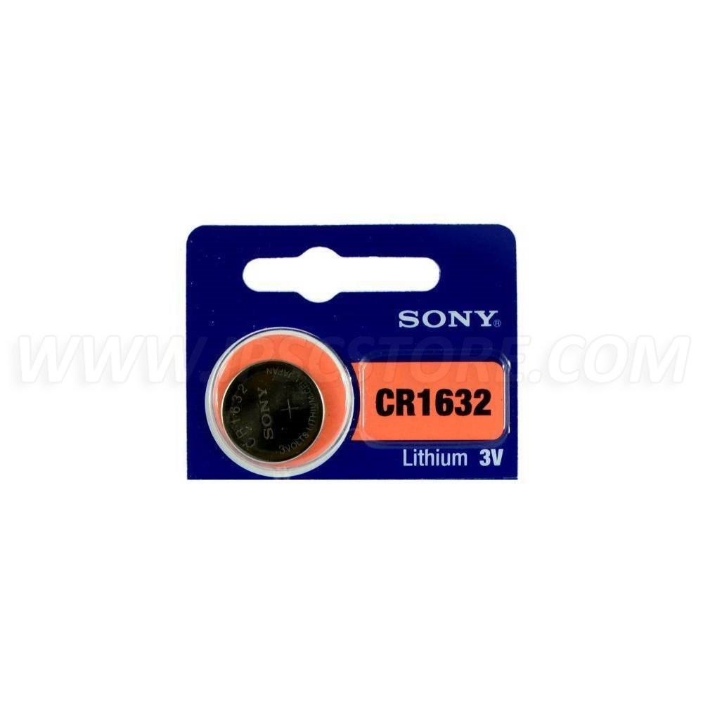 SONY CR1632 Batery