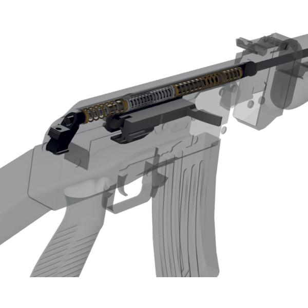 DPM TRS SAIGA 410 SAIGA 410/36 Shotgun