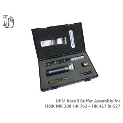 DPM RBA/H&K MR 308 Heckler & Koch MR.308 & MR762A1 – HK417 & G27