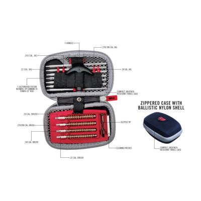 REAL AVID AVGCK310-R Gun Boss® Rifle Cleaning Kit