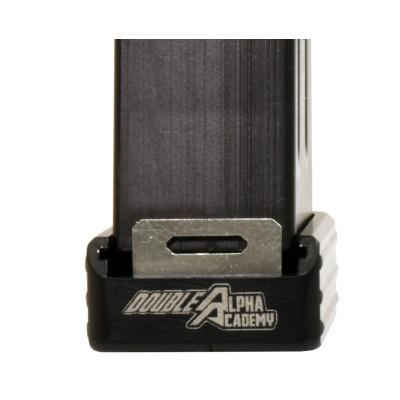 DAA SigSauer P320 +2 Magazine Base Pad Black