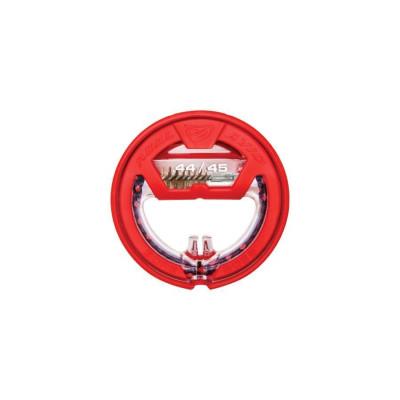 REAL AVID AVBB45 Bore Boss® Rope Cleaner For Caliber .45/.44