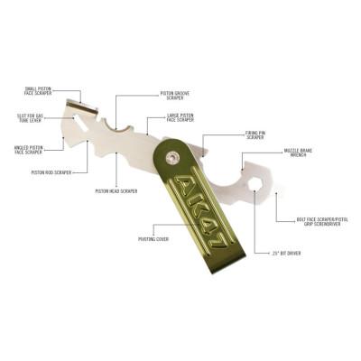 REAL AVID AVAK47S The AK47 Scraper™