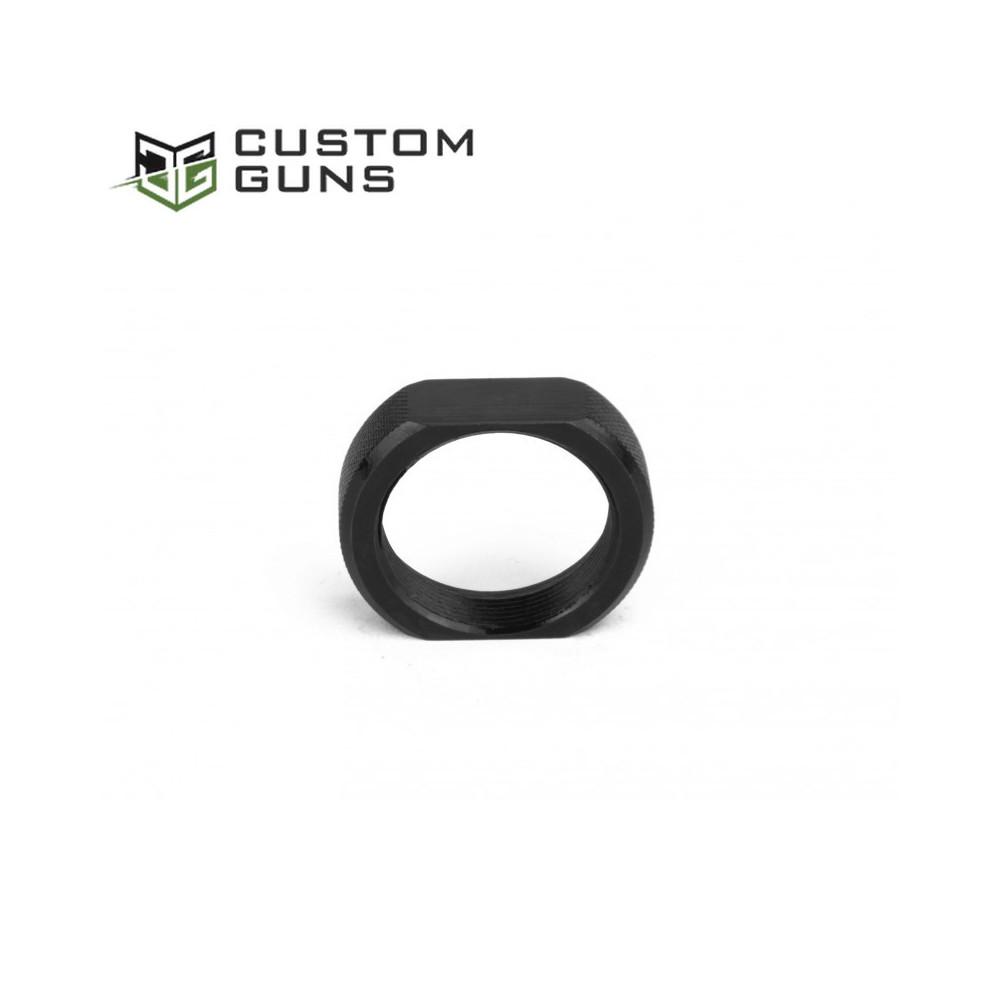Custom Guns 00125 Locknut for DTK GK-03++