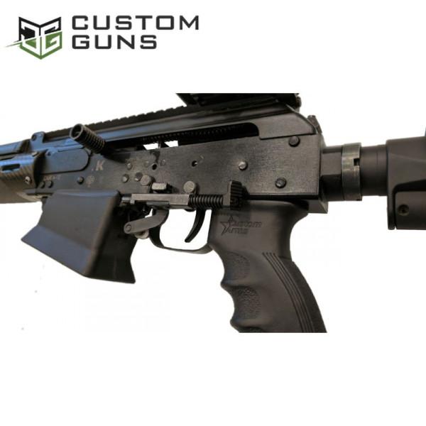 Custom Guns 00065 Magazine Release Button for Molot Vepr VPO-205/206
