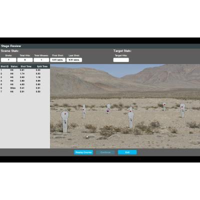 LASER AMMO OR001 Open Range Software