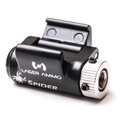 LASER AMMO SPDRKIT Spider Adapter And Vibration Activated SureStrike™ Red Visible Laser Cartridge