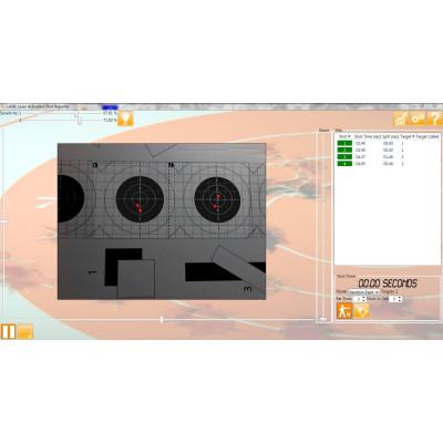 LASER AMMO SSLR-P SureStrike L.A.S.R. Kit + Software