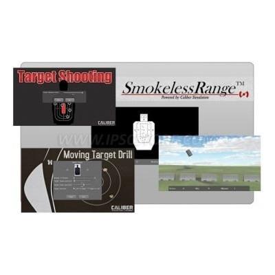 LASER AMMO SR001-ST Smokeless Range ® 2.0- Home Simulator With Short Throw Camera