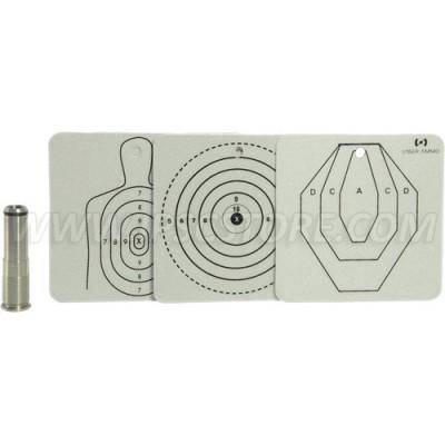 LASER AMMO 38SSLC-780IR SureStrike .38Sp/.357 Cartridge -780 IR
