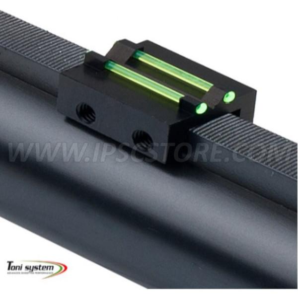 Alza C Perfil 1,0 mm Verde y 8,1 mm de Altura TV81 Toni System