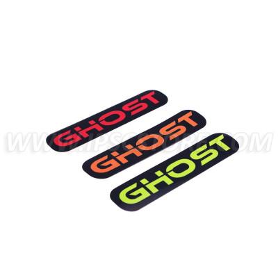 Ghost Logo Sticker