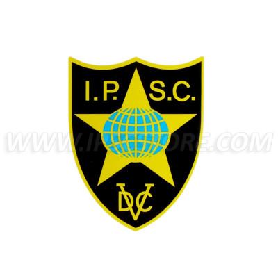 IPSC DVC αυτοκόλλητο