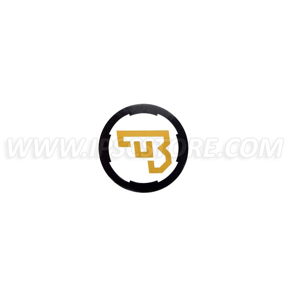 CZ logo sticker small - 2,5cm