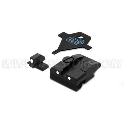 Комплект Регулируемых Прицельных LPA SPR33X430 для PX4 all models with White Dots