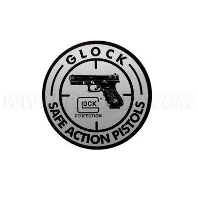 Наклейка GLOCK, 80 мм