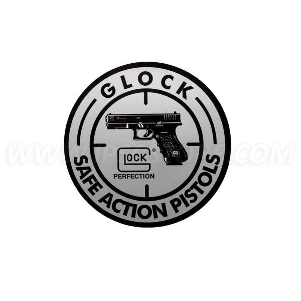 GLOCK autocollant, 80 mm