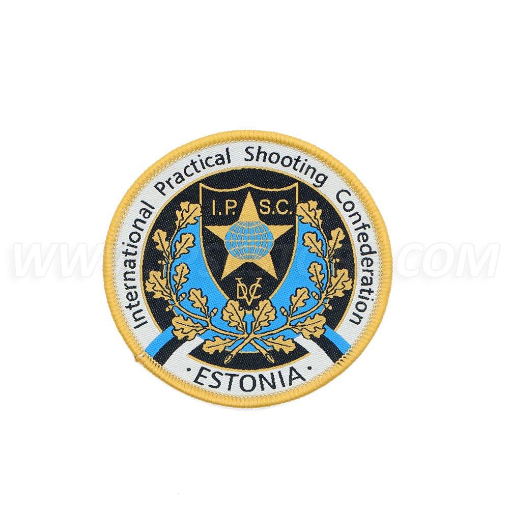 Estonian Region Patch