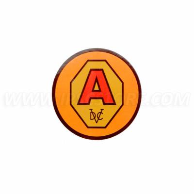 Наклейка с логотипом ALPHA Shooting Club