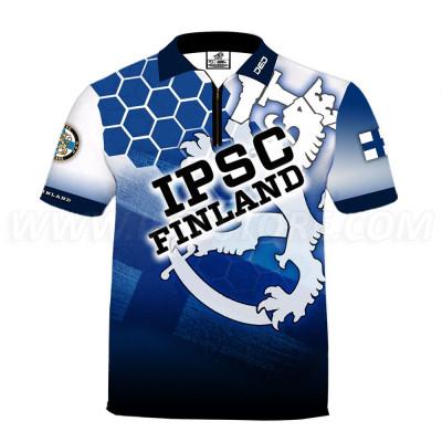 Футболка DED Finland IPSC