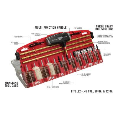 REAL AVID AVGBPRO-U Gun Boss® Pro Universal Cleaning Kit