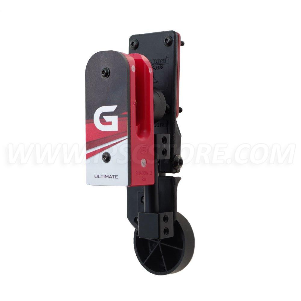 Спортивная скоростная кобура Super Ghost Ultimate Evo Красная