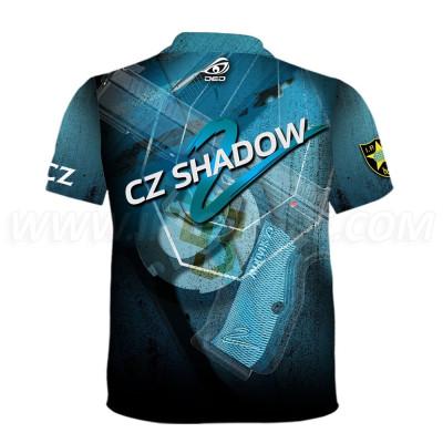 Футболка DED CZ Shadow2 Blue