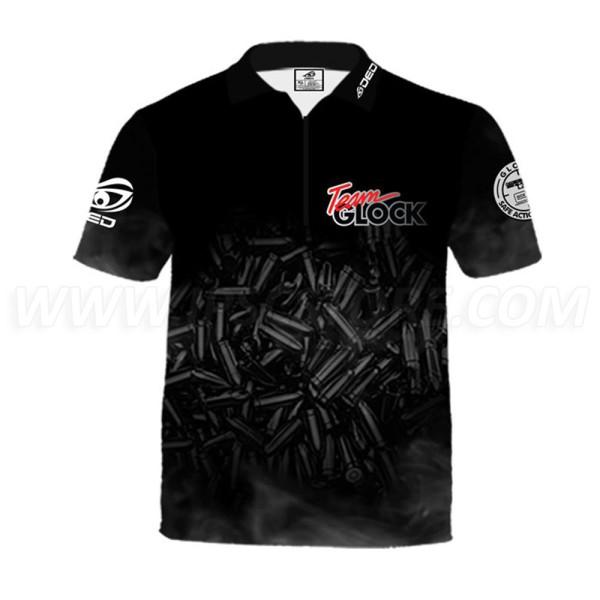 DED Team Glock T-Shirt Black