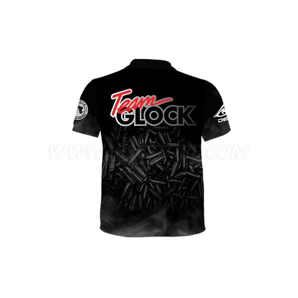 Футболка DED Team Glock Черная