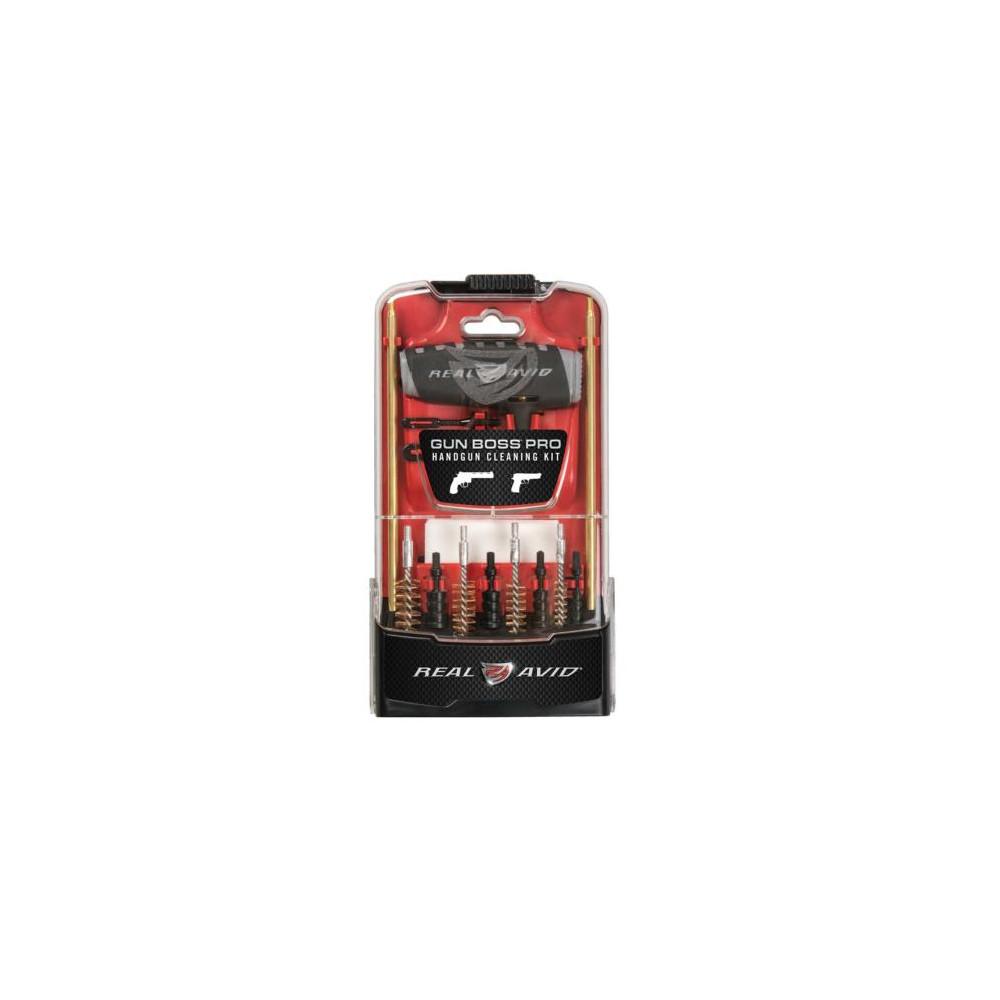 REAL AVID AVGBPRO-P Gun Boss® Pro Handgun Cleaning Kit